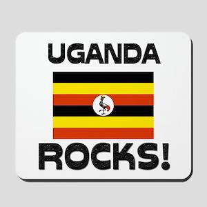 Uganda Rocks! Mousepad