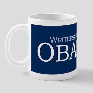 Writers For Obama '08 Coffee Mug