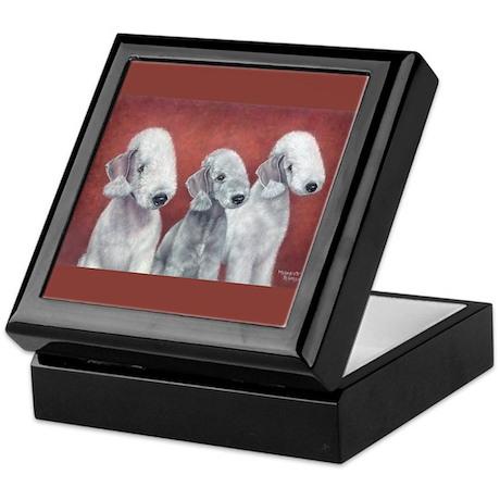 Bedlingtons Three Keepsake Box