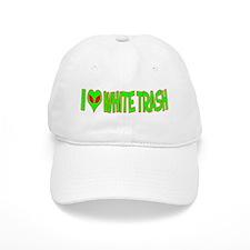 I Love-Alien White Trash Cap
