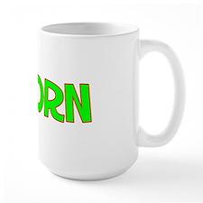 I Love-Alien Porn Large Mug