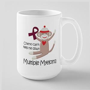 Multiple Myeloma Chemo Ribbon Mugs