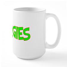 I Love-Alien Orgies Large Mug