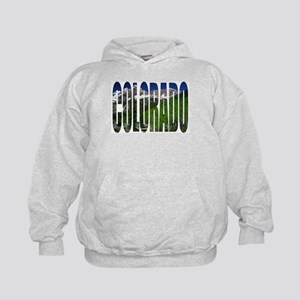 Colorado Mountains -  Kids Hoodie