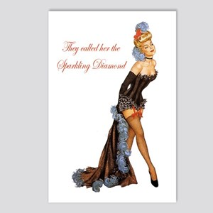 Sparkling Diamond Postcards (Package of 8)
