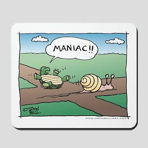 Maniac! Mousepad