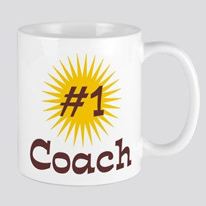 Number One Coach Mug