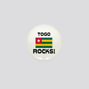 Togo Rocks! Mini Button