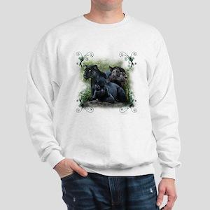 Black Jaguar Sweatshirt