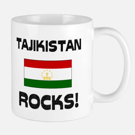 Tajikistan Rocks! Mug