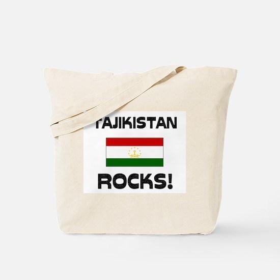 Tajikistan Rocks! Tote Bag