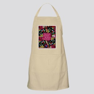 Ornaments Holiday Apron