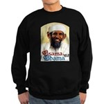 Osama Obama '08 Sweatshirt (dark)