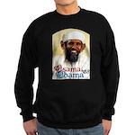 Osama Obama '08 Sweatshirt (dark)