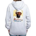 Osama Obama '08 Women's Zip Hoodie