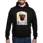 Osama Obama '08 Hoodie (dark)