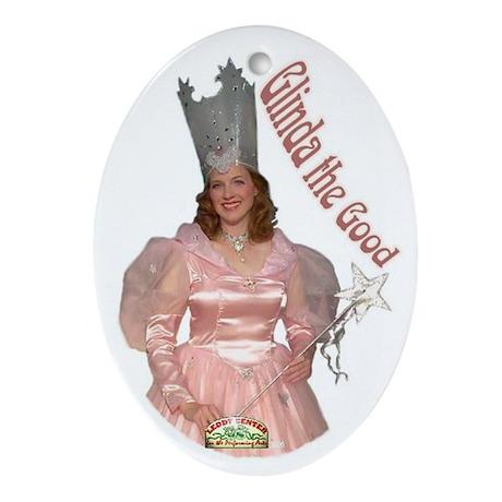 Glinda the Good Ornament