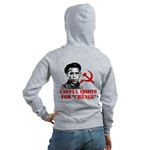 Che Obama Useful Idiots Women's Zip Hoodie