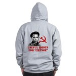 Ch Obama Useful Idiots Zip Hoodie