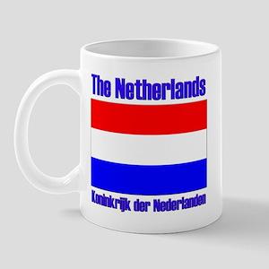 The Netherlands koninkrijk de Mug