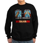 Obama Big Asshole Sweatshirt (dark)