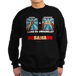 Obama Big Asshole Sweatshirt (dark)