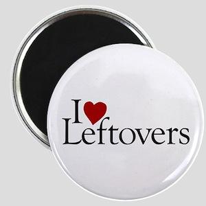 I Love Leftovers Magnet