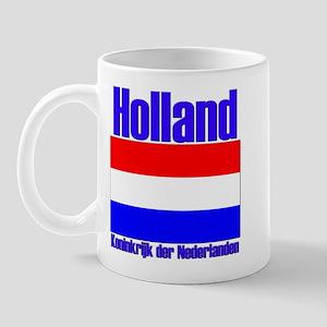 Holland Koninkrijk der Nederl Mug
