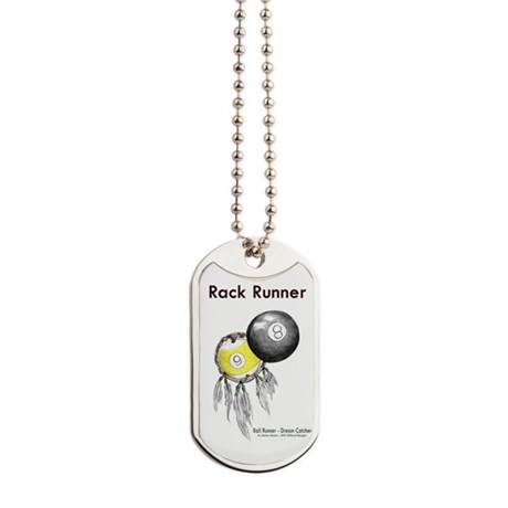 Rack Runner Dog Tags