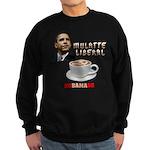 Obama 'Mulatte Liberal' Sweatshirt (dark)