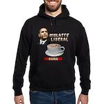 Obama 'Mulatte Liberal' Hoodie (dark)