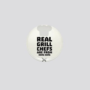 Real Grill Chefs are from Hong Kong C6 Mini Button