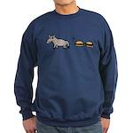Assburgers Sweatshirt (dark)