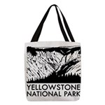 Yellowstone National Park Polyester Tote Bag