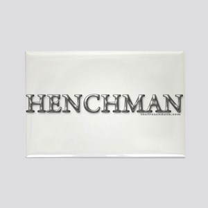 Henchman Rectangle Magnet