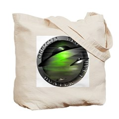 Official UFO Hunter Tote Bag
