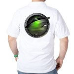 Official UFO Hunter Golf Shirt