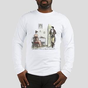 Pride & Prejudice Ch 32 Long Sleeve T-Shirt