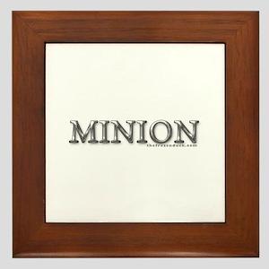 Minion Framed Tile