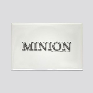 Minion Rectangle Magnet