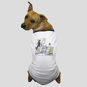 Pride & Prejudice Ch 34 Dog T-Shirt