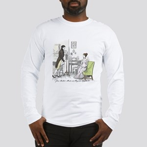Pride & Prejudice Ch 34 Long Sleeve T-Shirt