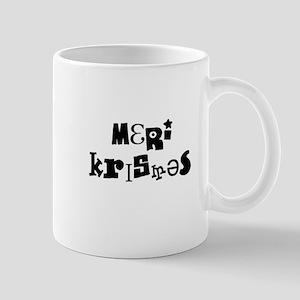 meri krism^s Mug