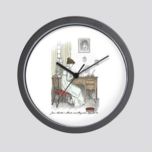 Pride & Prejudice Ch 34a Wall Clock