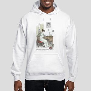 Pride & Prejudice Ch 34a Hooded Sweatshirt