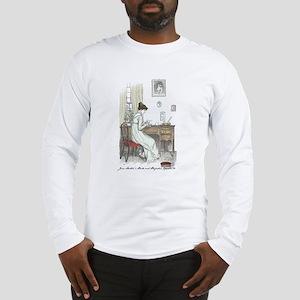Pride & Prejudice Ch 34a Long Sleeve T-Shirt