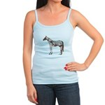 brown horse Tank Top