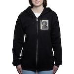 Flat-Coated Retriever Women's Zip Hoodie