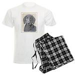 Flat-Coated Retriever Men's Light Pajamas