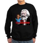 Reject Obammunism anti-Obama Sweatshirt (dark)
